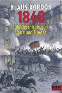 Klaus Kordon - 1848 - Rezension Lettern.de