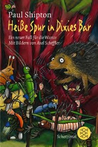 Paul Shipton - Heiße Spur in Dixies Bar - Rezension Lettern.de